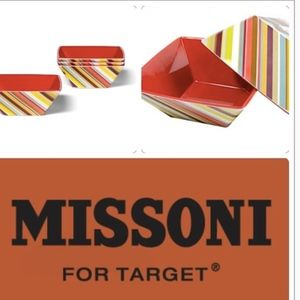 Missoni for target cereal bowls set of 12